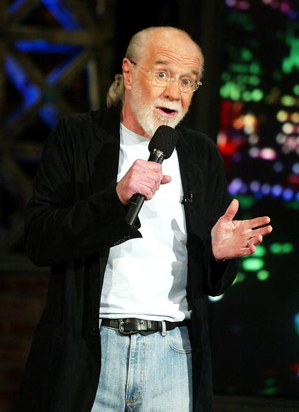 Comedian「George Carlin Appears on The Tonight Show with Jay Leno」:写真・画像(14)[壁紙.com]