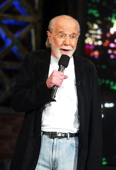 Comedian「George Carlin Appears on The Tonight Show with Jay Leno」:写真・画像(10)[壁紙.com]