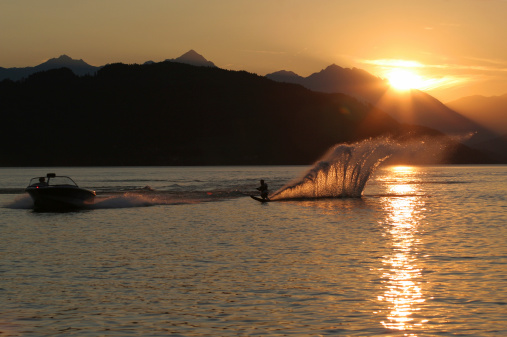 Water-skiing「water ski」:スマホ壁紙(6)