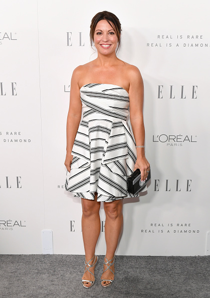 Silver Shoe「ELLE's 24th Annual Women in Hollywood Celebration presented by L'Oreal Paris, Real Is Rare, Real Is A Diamond and CALVIN KLEIN - Arrivals」:写真・画像(10)[壁紙.com]