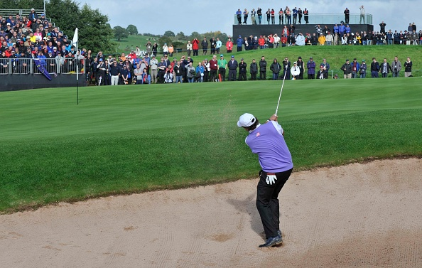 Sand Trap「The 38th Ryder Cup at the Celtic Manor Resort 2010」:写真・画像(16)[壁紙.com]