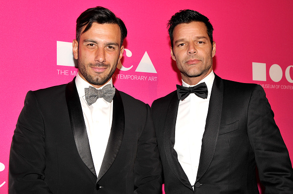 Ricky Martin「MOCA Gala 2017 Honoring Jeff Koons」:写真・画像(2)[壁紙.com]