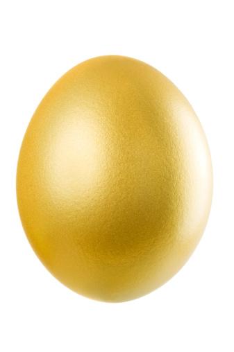 Easter「Golden Easter Egg」:スマホ壁紙(1)