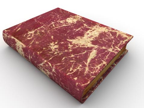 Manuscript「Vintage book. 3d」:スマホ壁紙(0)