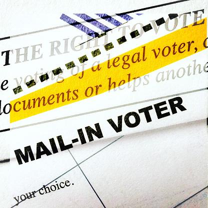 Voting Ballot「Mail in ballot」:スマホ壁紙(16)