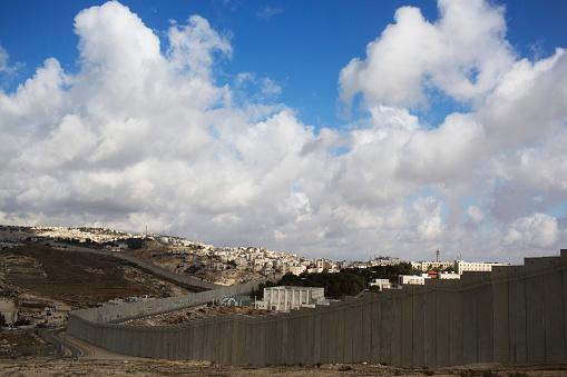 West Bank「Israeli West Bank barrier」:スマホ壁紙(19)