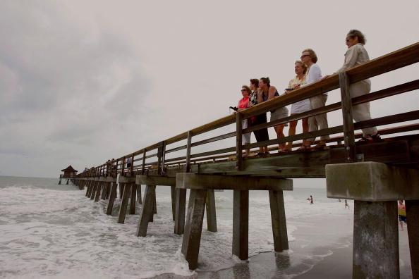Naples - Florida「Tropical Storm Alberto Approaches Florida」:写真・画像(10)[壁紙.com]