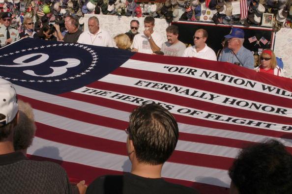 Pennsylvania「Second Anniversary Of Flight 93 On 9-11」:写真・画像(10)[壁紙.com]