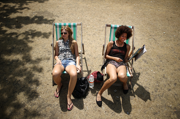 Relaxation「Hot Weather Continues Throughout The UK」:写真・画像(7)[壁紙.com]