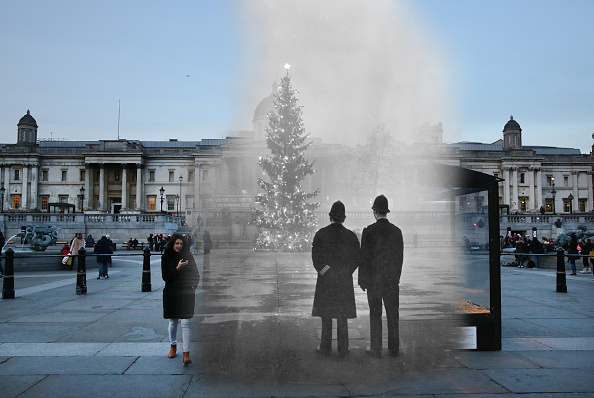 Composite Image「Christmas Past and Christmas Present」:写真・画像(2)[壁紙.com]