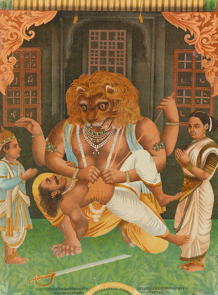 Animal Body Part「Narasimha」:写真・画像(16)[壁紙.com]