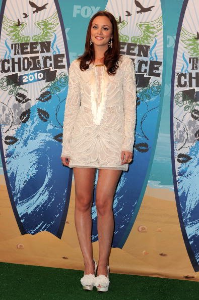Medium-length Hair「2010 Teen Choice Awards - Press Room」:写真・画像(5)[壁紙.com]