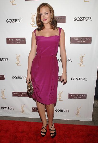 "Pencil Dress「Henri Bendel & YSL Beaute Celebrate ""Gossip Girl"" Season 2」:写真・画像(6)[壁紙.com]"