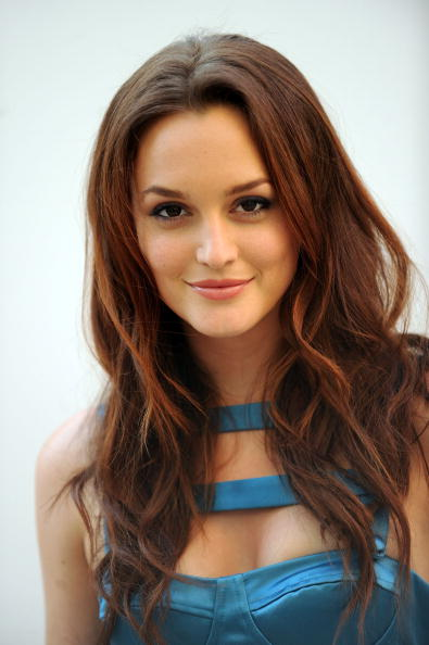 Leighton Meester「Fashion's Night Out: The Show - Arrivals」:写真・画像(3)[壁紙.com]