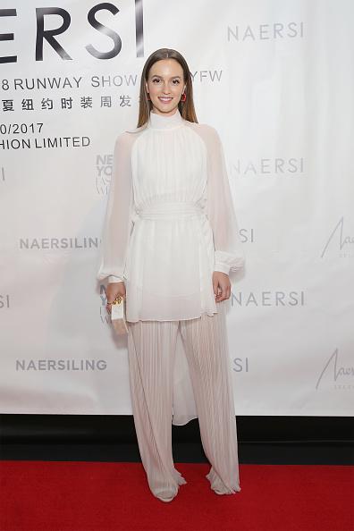 ファッション「Naersi - Front Row - September 2017 - New York Fashion Week: The Shows」:写真・画像(10)[壁紙.com]