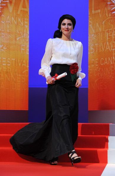 Side Swept Bangs「Closing Ceremony Inside - 65th  Annual Cannes Film Festival」:写真・画像(10)[壁紙.com]