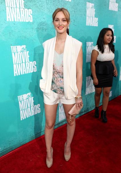 White Shorts「2012 MTV Movie Awards - Red Carpet」:写真・画像(12)[壁紙.com]