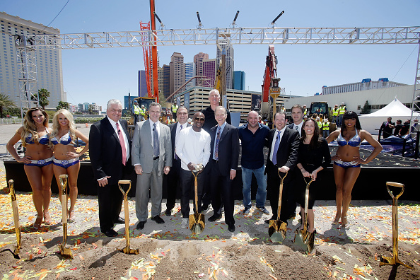 WBC「MGM Resorts And AEG Break Ground On New Las Vegas Arena」:写真・画像(4)[壁紙.com]