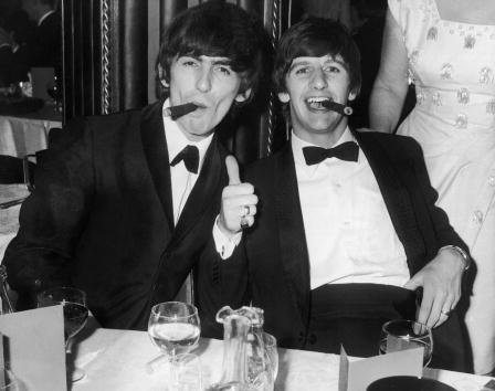 ジョージ・ハリスン「George Harrison Said to Be Seriously Ill」:写真・画像(16)[壁紙.com]