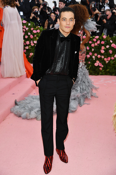 Bow Tie「The 2019 Met Gala Celebrating Camp: Notes on Fashion - Arrivals」:写真・画像(11)[壁紙.com]