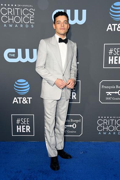 Award「The 24th Annual Critics' Choice Awards - Arrivals」:写真・画像(5)[壁紙.com]