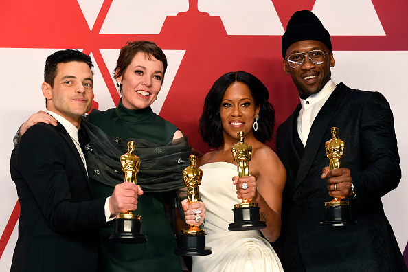 Best Actor「91st Annual Academy Awards - Press Room」:写真・画像(2)[壁紙.com]