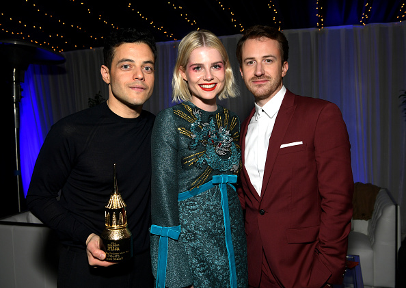 Film Industry「34th Santa Barbara International Film Festival - Outstanding Performer Award Honoring Rami Malek」:写真・画像(10)[壁紙.com]