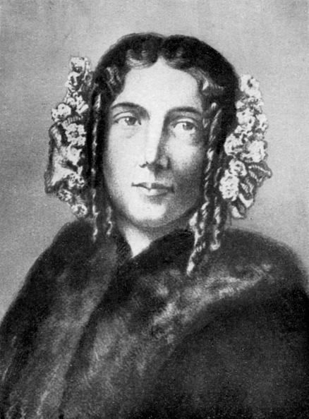 Stowe - Vermont「Harriet Beecher Stowe (1811-1896), American abolitionist and novelist, 1926.」:写真・画像(2)[壁紙.com]