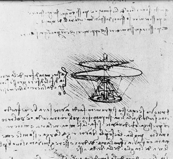 Plan - Document「Da Vinci Notebook」:写真・画像(7)[壁紙.com]