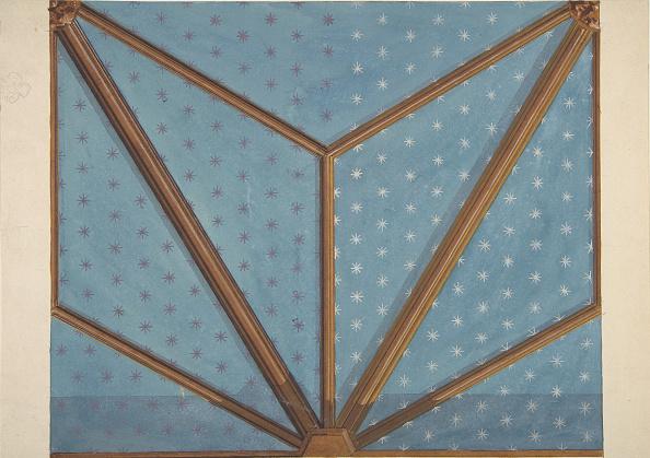 Ceiling「Design For The Decoration Of A Ceiling」:写真・画像(15)[壁紙.com]