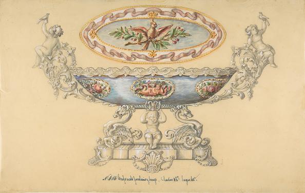 Ornate「Design For A Porcelain Cup」:写真・画像(12)[壁紙.com]