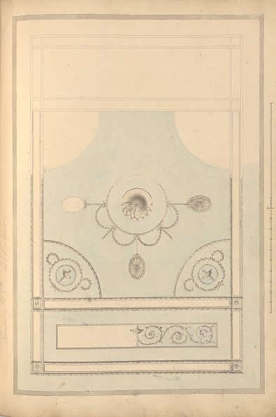 Ceiling「Design For Drawing Room Ceiling」:写真・画像(0)[壁紙.com]