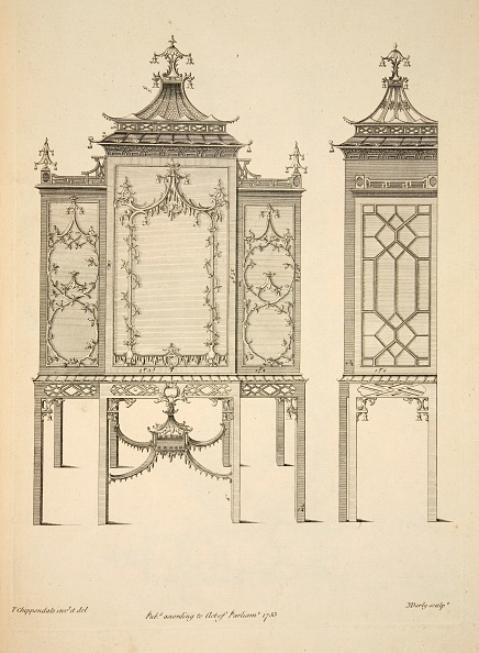 Ornate「Design For A China Case」:写真・画像(12)[壁紙.com]