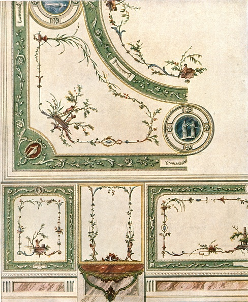 Purity「Design For Ceiling Decoration」:写真・画像(16)[壁紙.com]
