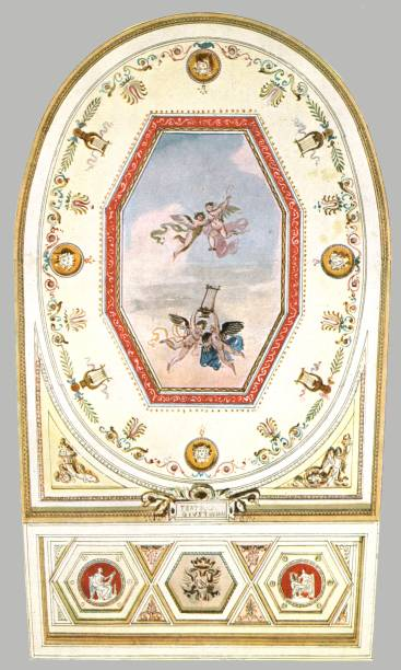 Design For A Ceiling In A Theatre:ニュース(壁紙.com)