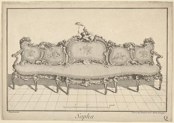 Sofa「Design For A Sofa」:写真・画像(1)[壁紙.com]