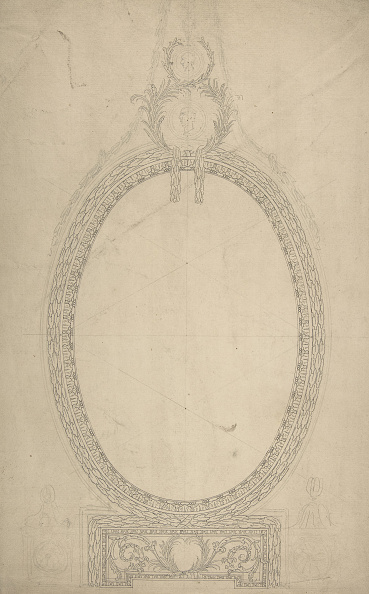 Rectangle「Design For A Girandole Mirror」:写真・画像(15)[壁紙.com]