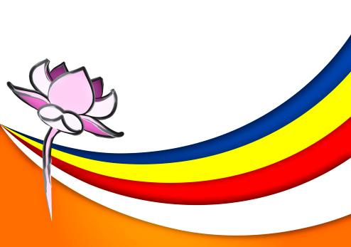 Lotus Water Lily「Design for the Wesak Day」:スマホ壁紙(13)