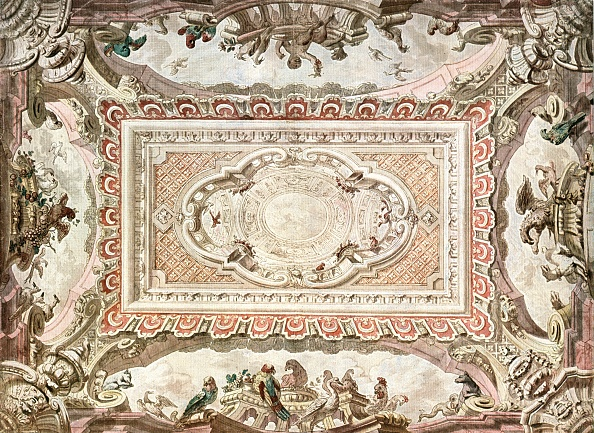 Ceiling「Design For A Ceiling-Painting」:写真・画像(9)[壁紙.com]