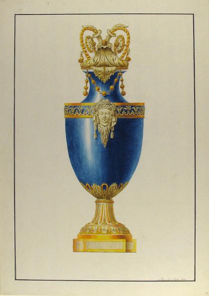 Vase「Design For An Urn」:写真・画像(6)[壁紙.com]