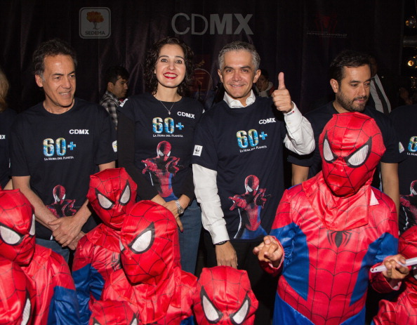"World Wildlife Fund「""The Amazing Spiderman"" Earth Hour Mexico」:写真・画像(15)[壁紙.com]"
