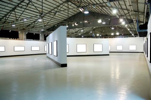 Art「exhibition hall」:スマホ壁紙(16)