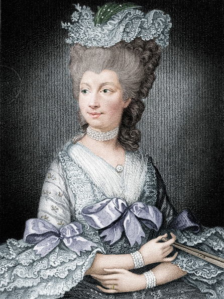 18th Century Style「Queen Charlotte」:写真・画像(15)[壁紙.com]