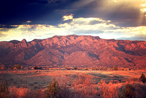 Sandia Mountains「Sandia Mountains」:スマホ壁紙(3)