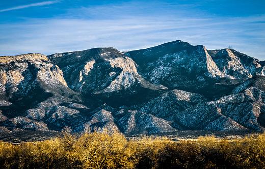 Sandia Peak「Sandia Mountains」:スマホ壁紙(16)