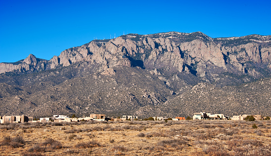 Sandia Mountains「Sandia Mountains」:スマホ壁紙(6)