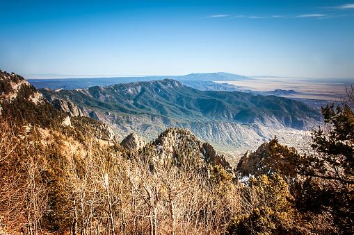 Sandia Mountains「Sandia Mountains - View from the Sandia Crest」:スマホ壁紙(4)
