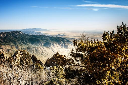Sandia Mountains「Sandia Mountains - View from the Sandia Crest」:スマホ壁紙(6)