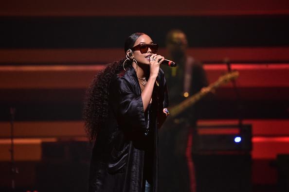 Gabi Wilson「TIDAL's 5th Annual TIDAL X Benefit Concert TIDAL X Rock The Vote At Barclays Center - Show」:写真・画像(5)[壁紙.com]
