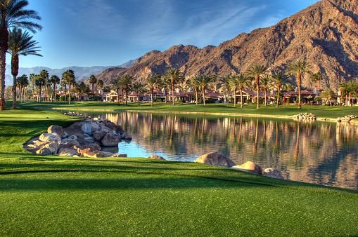 Standing Water「Palm Springs Golf Course」:スマホ壁紙(13)